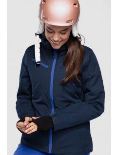 Jachetă de schi pentru femei KUDN302 - bleumarin
