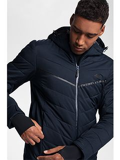 Jachetă de schi pentru bărbați KUMN152R - bleumarin