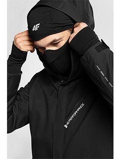 Jachetă de schi pentru bărbați KUMN154 - negru