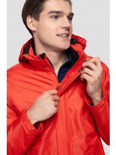 Jachetă de schi pentru bărbați KUMN351R - roșu