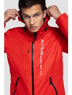 Jachetă de schi pentru bărbați KUMN552A - roșu
