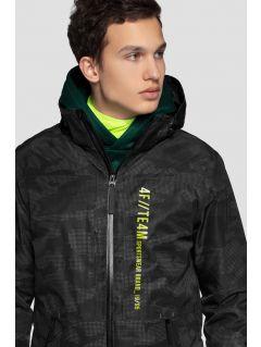 Jachetă de schi pentru bărbați KUMN552R - multicolor allover