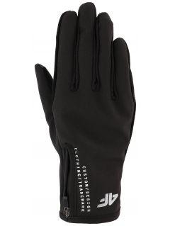Mănuși de sport REU102 - negru profund
