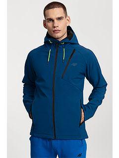 Jacheta softshell pentru bărbați SFM300 - bleumarin închis