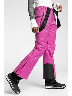 Pantaloni de schi pentru femei SPDN102 - fuxie
