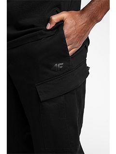 Pantaloni sportstyle pentru bărbați SPMC201 - negru profund