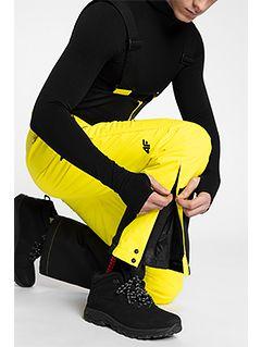 Pantaloni de schi pentru bărbați SPMN150 - galben
