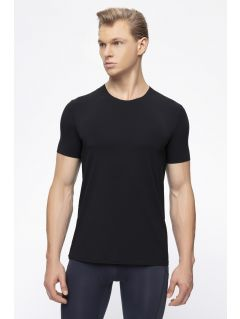 Tricou pentru bărbați 4FPro TSM400 - negru