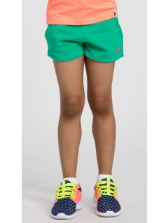 Pantaloni scurţi de molton pentru fetiţe JSKDD101 - multicolor
