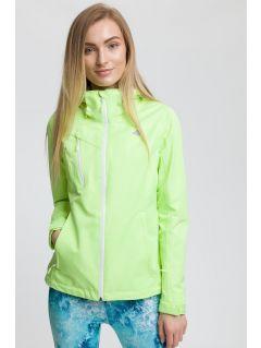 Jacheta de oraş pentru femei KUD010 - galben