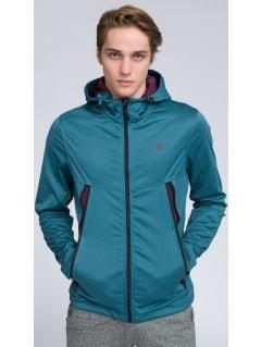Jacheta softshell pentru bărbaţi SFM004 - verde