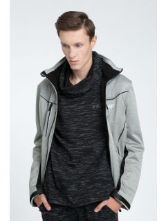 Jacheta softshell pentru bărbaţi SFM005 - gri deschis