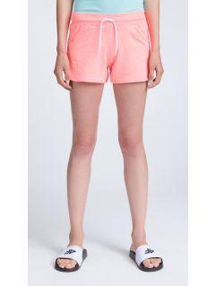 Pantaloni scurţi de molton pentru femei SKDD300 - roz