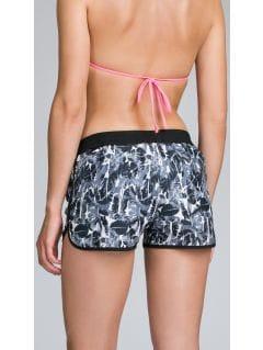 Pantaloni scurti de plaja pentru femei SKDT002 - multicolor