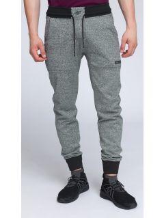Pantaloni de molton pentru bărbaţi SPMD004 - gri