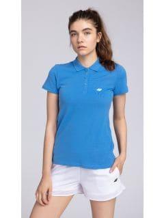 Tricou polo pentru femei TSD017 -cobalt