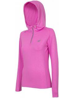 Bluză antrenament femei BLDF001 - neon roz