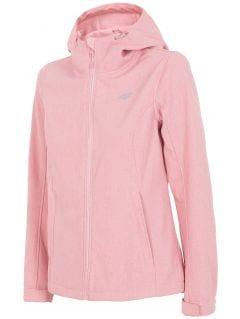 Jacheta softshell pentru femei SFD001 - roz