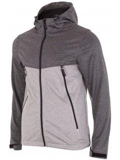 Jacheta softshell pentru bărbaţi SFM004 - gri