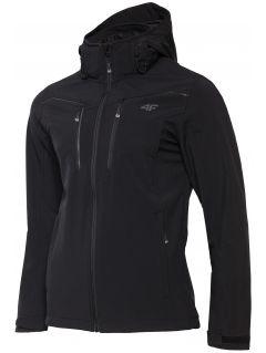 Jacheta softshell pentru bărbaţi SFM003 - negru