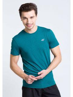 Tricou de antrenament pentru bărbaţi TSMF301 - verde