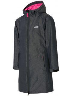 Jacheta 3în1 pentru fetiţe JKUD106 - gri