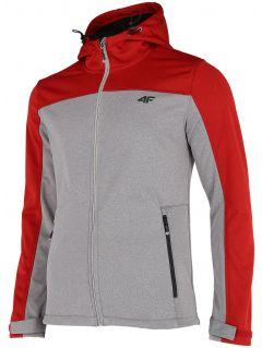 Jacheta softshell pentru bărbaţi SFM002 - gri