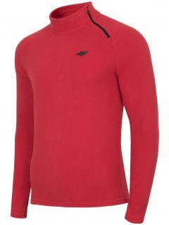 Lenjerie din fleece pentru bărbați BIMP253 - roșu
