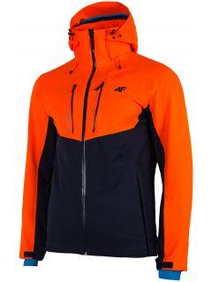 Jachetă de schi pentru bărbați KUMN258 - bleumarin