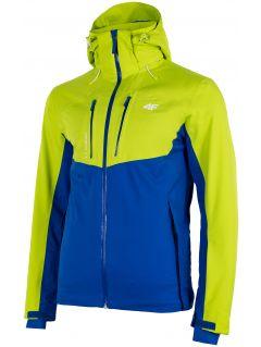 Jachetă de schi pentru bărbați KUMN258 - verde deschis