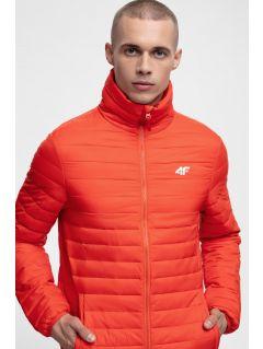 Jacheta cu puf pentru bărbați KUMP205 - roșu
