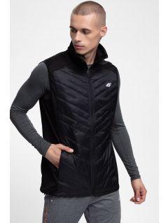 Jachetă de alergare pentru bărbați KUMTR201 - negru