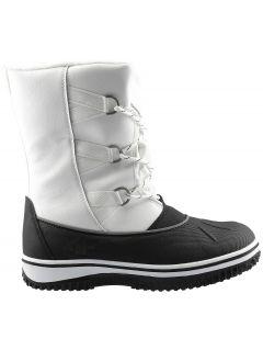 Încălțăminte drumeție pe zăpadă pentru femei OBDH202 - alb