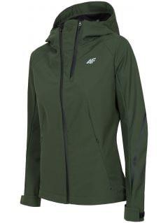 Jacheta softshell pentru femei SFD221 - kaki