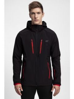 Jacheta softshell pentru bărbați SFM200 - negru profund