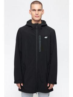 Jacheta softshell pentru bărbați SFM205 - negru profund