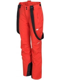 Pantaloni de schi pentru femei SPDN300 - roșu