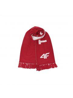 Fular pentru femei SZD203A - roșu
