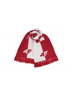 Fular pentru femei SZD206 - roșu