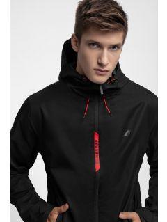 Jacheta de oraș pentru bărbați KUM204 - negru profund