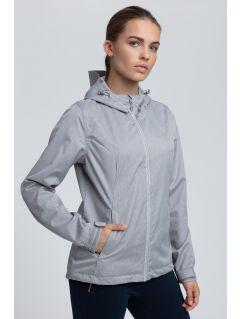 Jacheta de oraş pentru femei KUD004 - gri