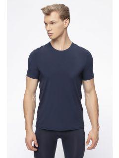 Tricou pentru bărbați 4FPro TSM400 - bleumari