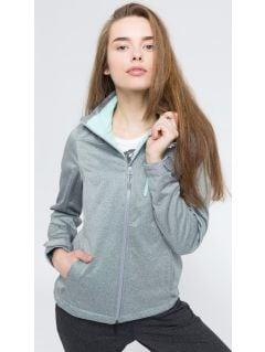 Jacheta softshell pentru femei SFD002 - gri