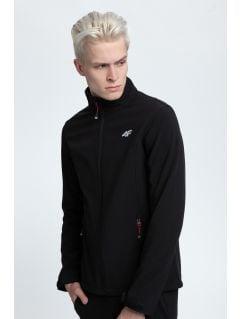 Jacheta softshell pentru bărbaţi SFM001  - negru