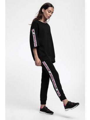 Bluza pentru femei BLD217 - negru profund