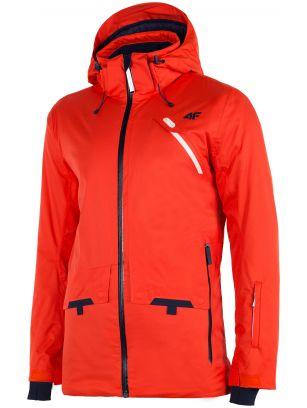 Jachetă de schi pentru bărbați KUMN255 - portocaliu