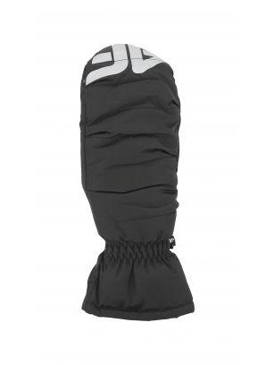 Mănuși de schi pentru copii mici (fete) JRED401 - negru