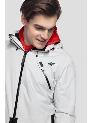 Jachetă de schi pentru bărbați KUMN255 - gri
