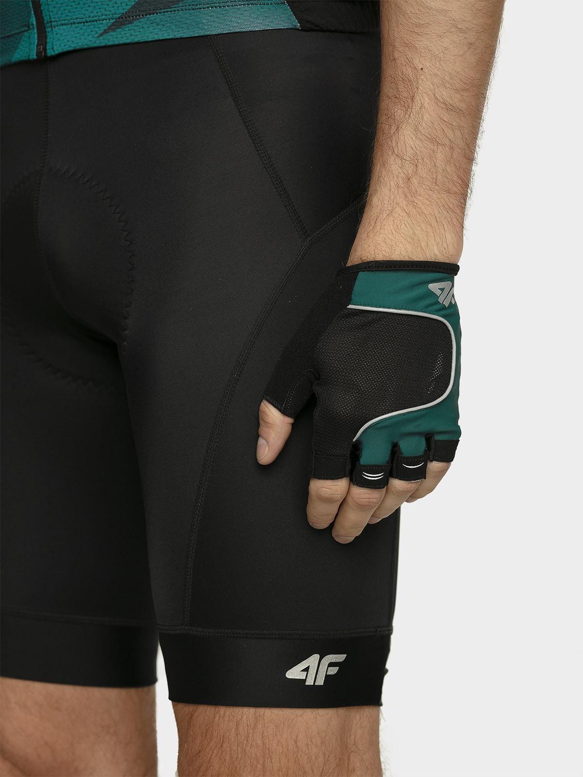 Imagine Pantaloni Scurti De Bicicleta Cu Bretele Pentru Barbati
