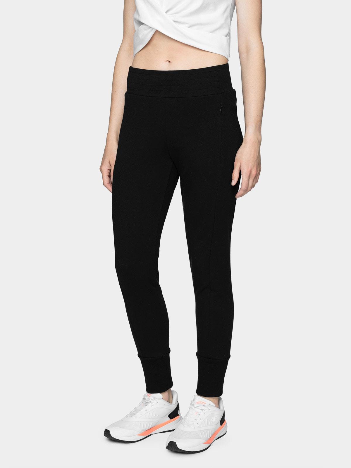 Imagine Pantaloni Din Tricot Pentru Femei